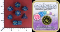Dice : MINT51 CRYSTAL CASTE ORIGINS 2016