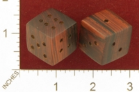 Dice : MINT28 UNKNOWN HANDMADE COCOBOLO 01