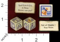 Dice : MINT32 DAVOL NIPPLES 01