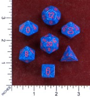 Dice : MINT50 CHESSEX HOT WATER RECOLOR