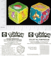 Dice : MINT13 PIZZA HUT POKEMON 01