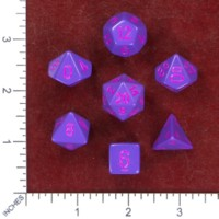 Dice : MINT50 CHESSEX PURPLE RAIN