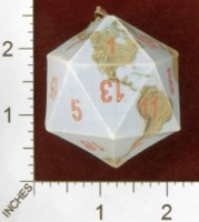 Dice : PAPER D20 MY DESIGN FOR GENCON 2011 HAT 01