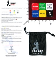 Dice : MINT46 POCKET SPORTS POCKET CRICKET