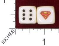 Dice : MINT38 BILL FORD SUPERMAN
