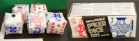 Dice : MINT6 INFLATABLE POKER