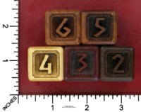 Dice : MINT52 ELDERWOOD ACADEMY CURSEBREAKER RUNE SMALL
