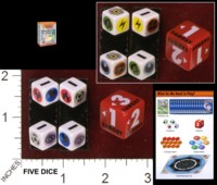 Dice : MINT35 THE POKEMON COMPANY POKEMON RUMBLE