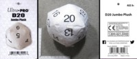 Dice : FOAM3 ULTRA PRO D20 PLUSH