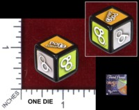 Dice : MINT45 PARKER BROTHERS TRIVIAL PURSUIT GREATEST HITS