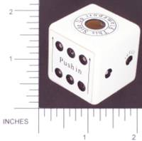 Dice : MINT8 D6 LIGHTER DIE 04