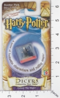 Dice : MINT17 MATTEL HARRY POTTER DICERS GOYLE 01