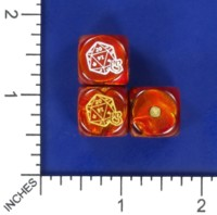 Dice : MINT56 CRITICAL SMELLS CHESSEX