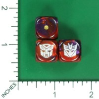 Dice : MINT58 STEVE MCCOLGAN TRANSFORMERS