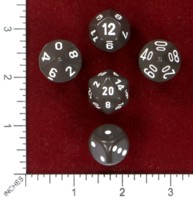 Dice : MINT46 CHESSEX BOREALIS
