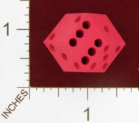 Dice : MINT23 SHAPEWAYS OPRESCO RHOMBIDIE 01