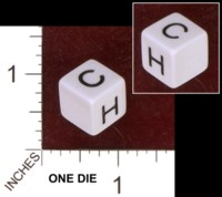 Dice : MINT35 UNKNOWN LETTER D06