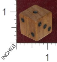 Dice : MINT36 GRYPHON DESIGN STUDIOS CEDAR SPANISH