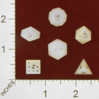 Dice : MINT27 SHAPEWAYS WILLLAPUERTA FRACTAL DICE 01