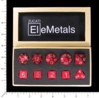 Dice : MINT58 ZUCATI ELEMETALS 01