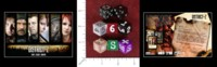 Dice : MINT49 RUBIO GAMES DISTRICT Z