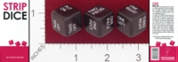 Dice : MINT27 NICOGAME 02 STRIP DICE