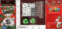 Dice : MINT28 WINNING MOVES TAKE A CHANCE 01