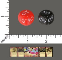 Dice : MINT61 DIMITRIS ROUPAS CRIMSON TIDES THE BARBARY COAST