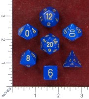 Dice : MINT50 CHESSEX BOOSTER
