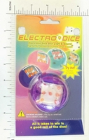 Dice : MINT5 18 LG ELECTRO DICE