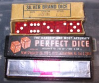 Dice : DUPS06 MISC BOXED