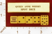 Dice : MINT25 QUEEN ANNE WHISKY 01