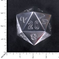 Dice : MINT56 ZUCATI D20 60MM STANDARD
