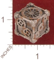 Dice : MINT28 MECHANICAL ODDITIES STEAMPUNK 01