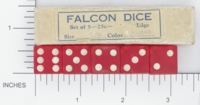 Dice : MINT1 FALCON 01