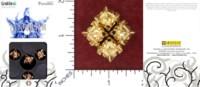 Dice : MINT49 IRONDIE TERRALITH RARE GOLD FUDGE