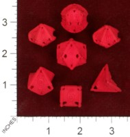Dice : MINT44 SHAPEWAYS CERAMICWOMBAT STRETCHER DICE