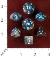Dice : MINT35 CHESSEX 2013 POLY COLORS 06