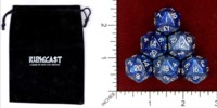 Dice : MINT47 MATT VOSS RUNECAST STRETCH DICE