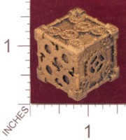 Dice : MINT28 MECHANICAL ODDITIES STEAMPUNK 02
