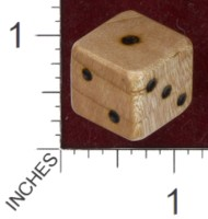 Dice : MINT36 GRYPHON DESIGN STUDIOS MAPLE HARD ACER SACCARUM