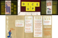 Dice : MINT18 CRANIUM LETTER LINE UP 01