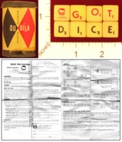 Dice : MINT20 LORD AND FERBER STEVE ALLENS QUBILA 01
