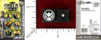 Dice : MINT47 WIZKIDS HEROCLIX SHIELD