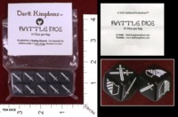 Dice : MINT34 DARKHOOD PRODUCTIONS DARK KINGDOMS BATTLE DICE 01