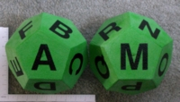 Dice : LOOSE HUGE D12 02