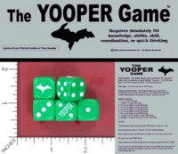 Dice : MINT57 MONKEY BUSINESS YOOPER