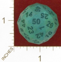Dice : MINT25 SHAPEWAYS FRIZ 50 SIDE DIE 02