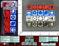 Dice : MINT57 GAMES WORKSHOP WARHAMMER 40K ADEPTUS ASTARTES