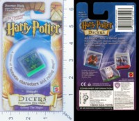 Dice : DUPS03 MATTEL HARRY POTTER DICERS MANDRAKE 01